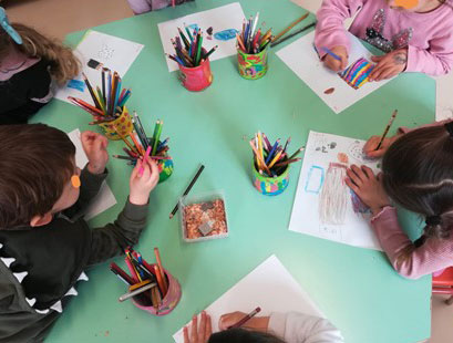 """Progetto Continuità: un filo """"continuo"""" per il ben-essere dei bambini"""