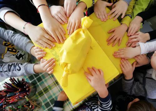 GiochiAmo AttivaMente! Sorprese a scuola per piccoli artigiani tra gioco e apprendimento