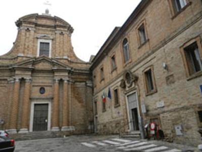 ingresso da Piazzale San Vito