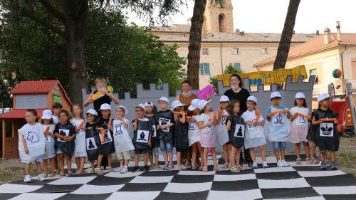 Conclusi i corsi di scacchi all'IC Badaloni  in collaborazione con il Circolo Scacchi Recanati