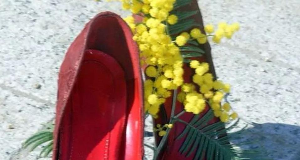 8 marzo giallo-rosso